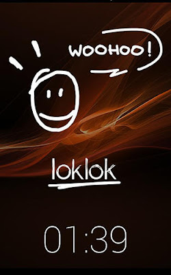 LokLok Draw Lockscreen