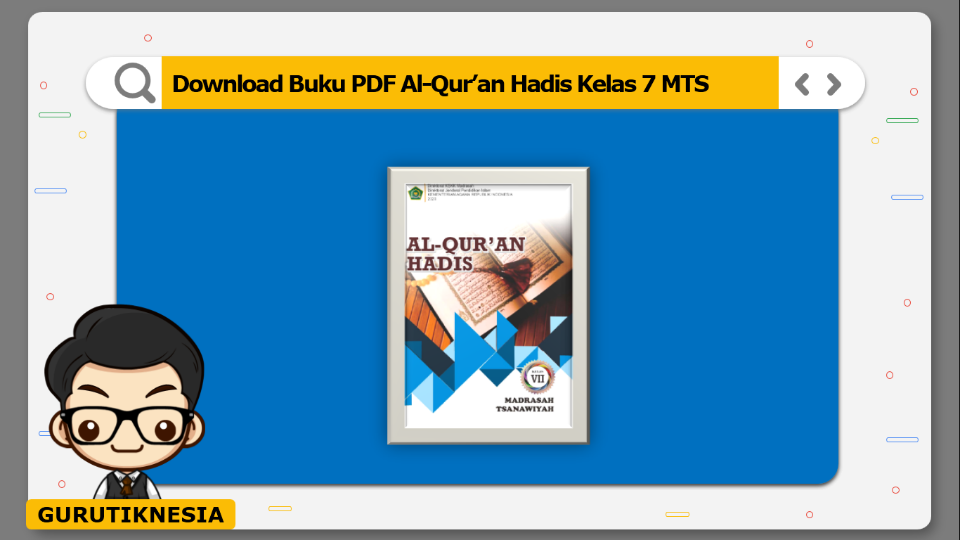 download buku pdf bahasa arab kelas 7 mts