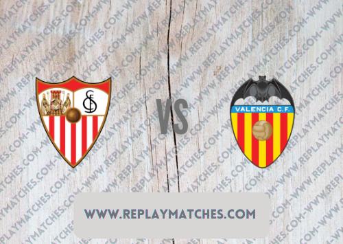 Sevilla vs Valencia Highlights 22 September 2021