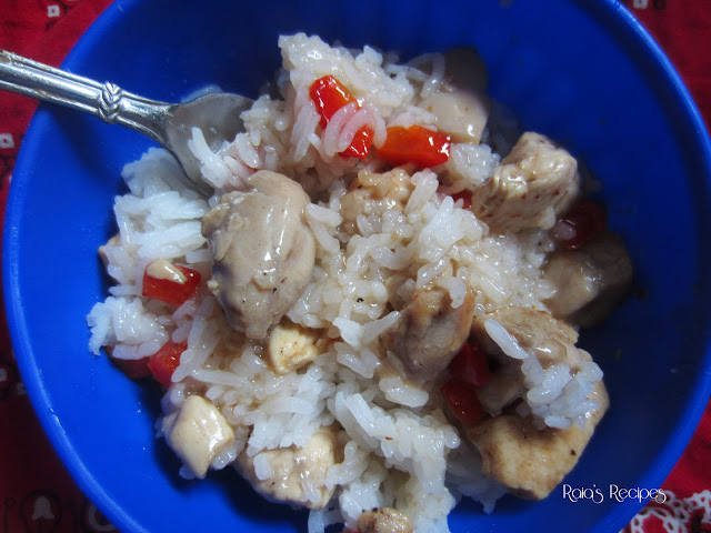 Homemade Sweet & Sour Chicken by Raia's Recipes