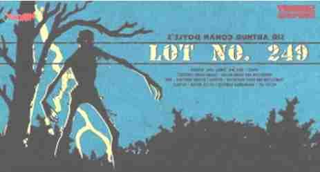 Lot No 249 by Sir Arthur Conan Doyle - Sunday Suspense MP3 Download