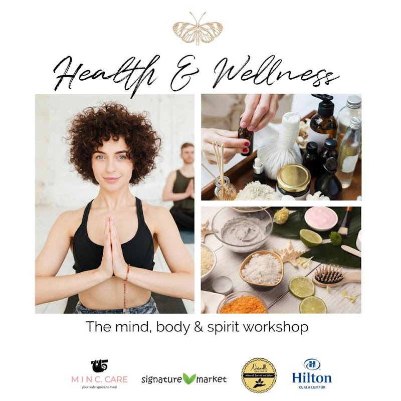 The Butterfly Project | Health and Wellness Workshop at The Spa and Gym Hotel Hilton Kuala Lumpur