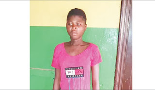 Lady Arrested For Stabbing Boyfriend To Death Over N3,000