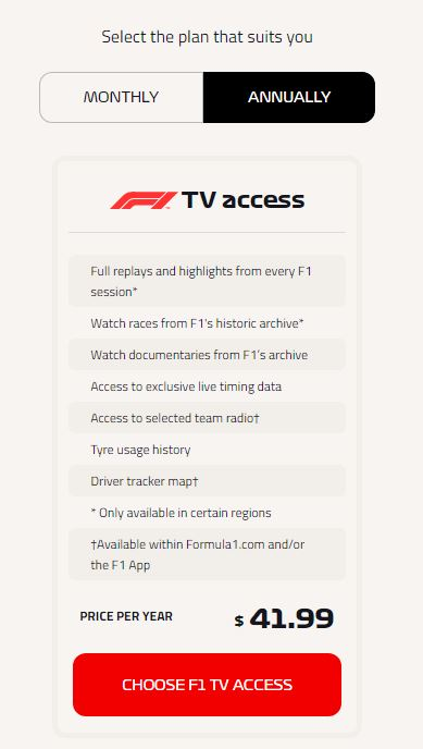 Torque n Power: Are F1 TV Rights just wrong?