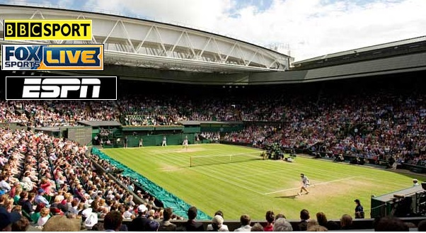Wimbledon 2015  Broadcast Rights