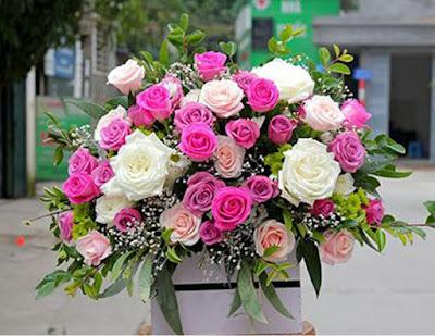hoa tặng sinh nhật bạn thân