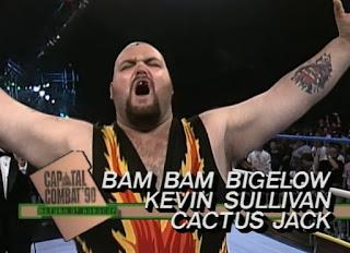 WCW Capital Combat 1990 - Bam Bam Bigelow