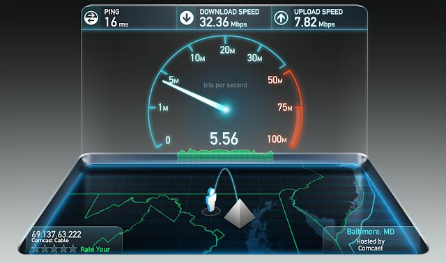 koneksi internet cepat