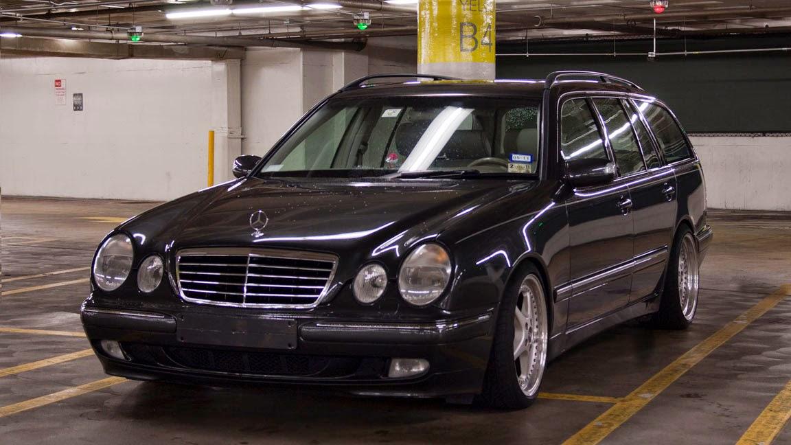 G Wagon 6X6 >> Mercedes-Benz E320 S210 OZ Mito Wheels | BENZTUNING