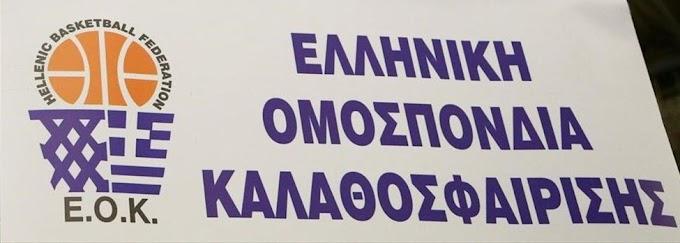 Οι ώρες επικοινωνίας των  σωματείων με το μητρώο της ΕΟΚ