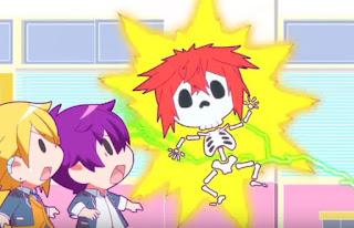 Urashimasakatasen no Nichijou Episodio 08