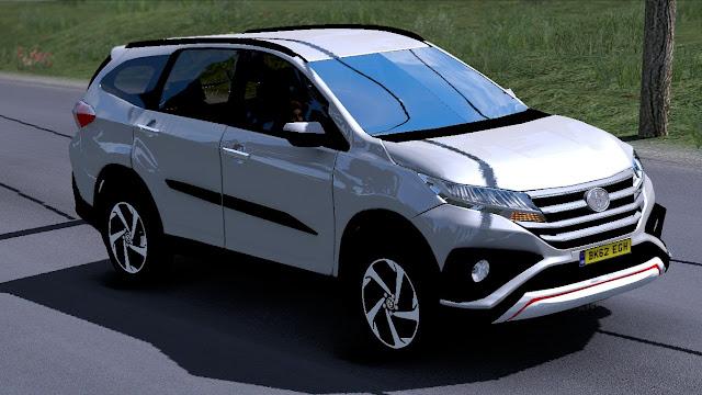 Cara Mendapatkan Mod All New Toyota Rush ETS2