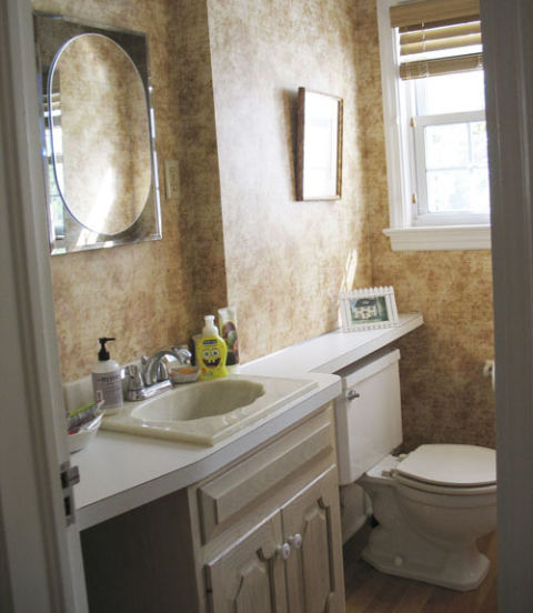 Images Bathrooms Makeovers: SHELTER: Before And After