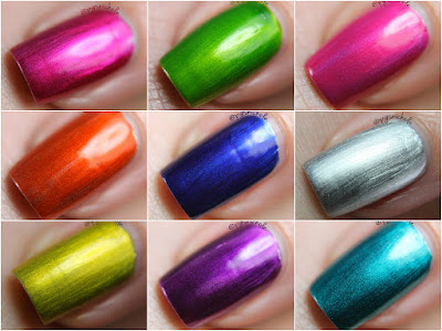 OPI Color Paints Extravaganza