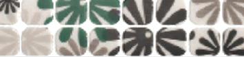 Listello Pixel 7x30