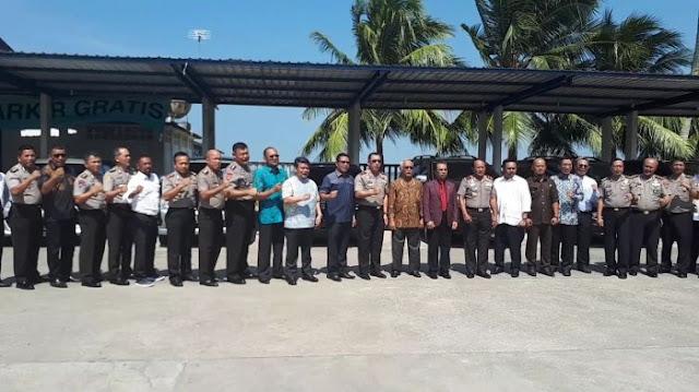 DPRD Kepri Dukung Polres Tanjungpinang Ditingkatkan Menjadi Polresta
