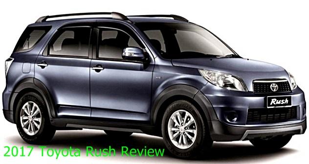 2017 Toyota Rush Review