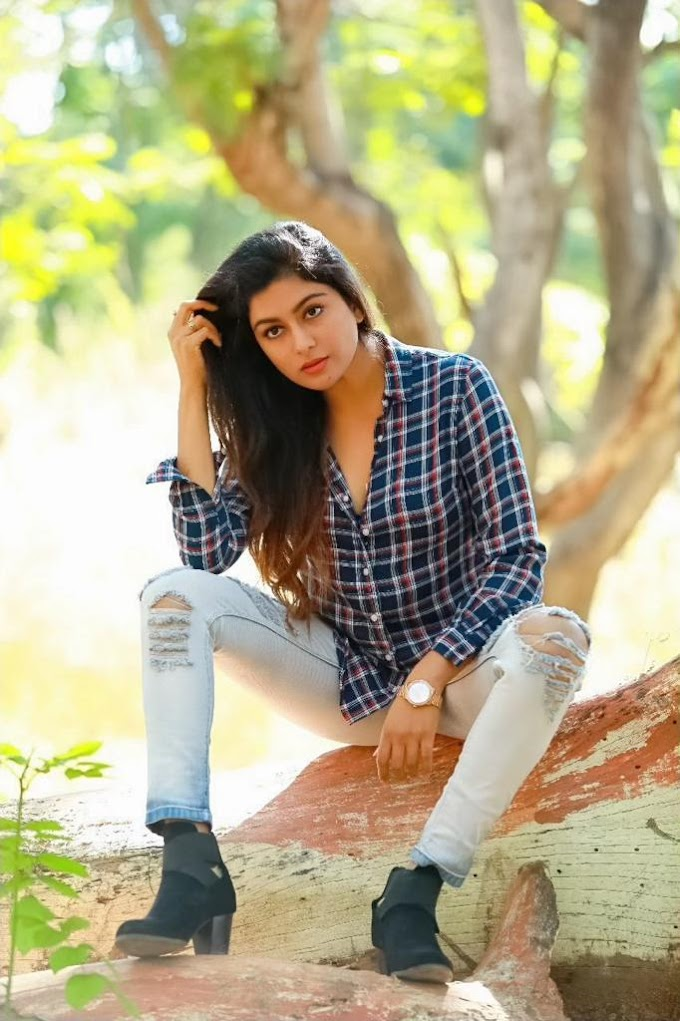 Actress #AkshathaSrinivas latest #Photoshoot