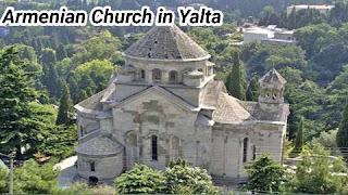 Armenian Church in Yalta