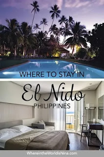 WHERE TO STAY IN EL NIDO: HOSTELS, HOTELS AND RESORTS