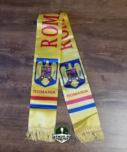 Esarfa Romania MARIME 15X 150CM