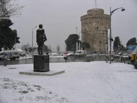Προυποθέσεις για χιονόπτωση στην Θεσσαλονίκη