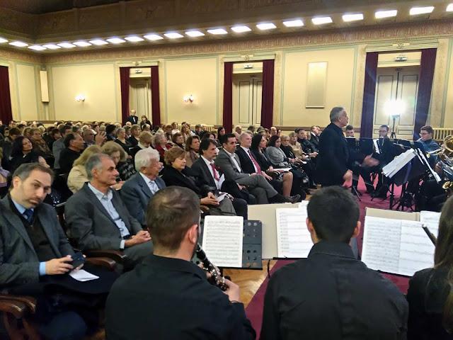 Μουσική εκδήλωση των απανταχού Ναυπλιέων «Ο ΝΑΥΠΛΙΟΣ» στο Φιλολογικό Σύλλογο «ΠΑΡΝΑΣΣΟΣ» στην Αθήνα
