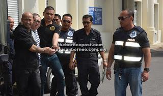 23 September Sebutan Lanjut Kes Bunuh Bill Kayong