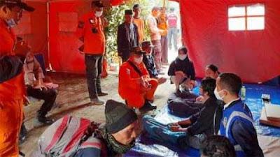 Tiga Orang yang Tersesat di Gunung Ungaran Berhasil Ditemukan