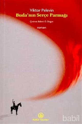 Budanın Serçe Parmağı - Victor Pelevin - EPUB PDF Ekitap indir