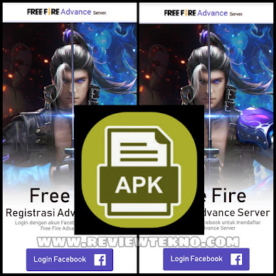 Free Fire Advance Server Apk 2020, Beserta cara Downloadnya!