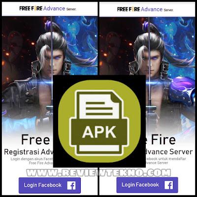 Free Fire Advance Server Apk 2020, Beserta cara Downloadnya!