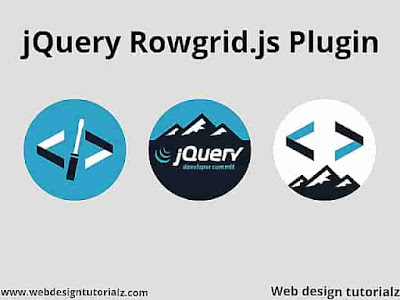jQuery Rowgrid.js Plugin