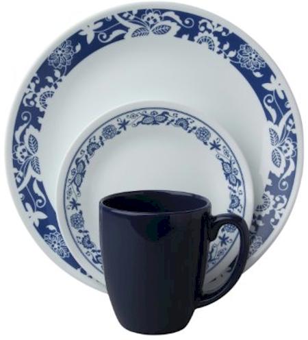 Daily Cheapskate: 10 Corelle Livingware service-for-four set for ...