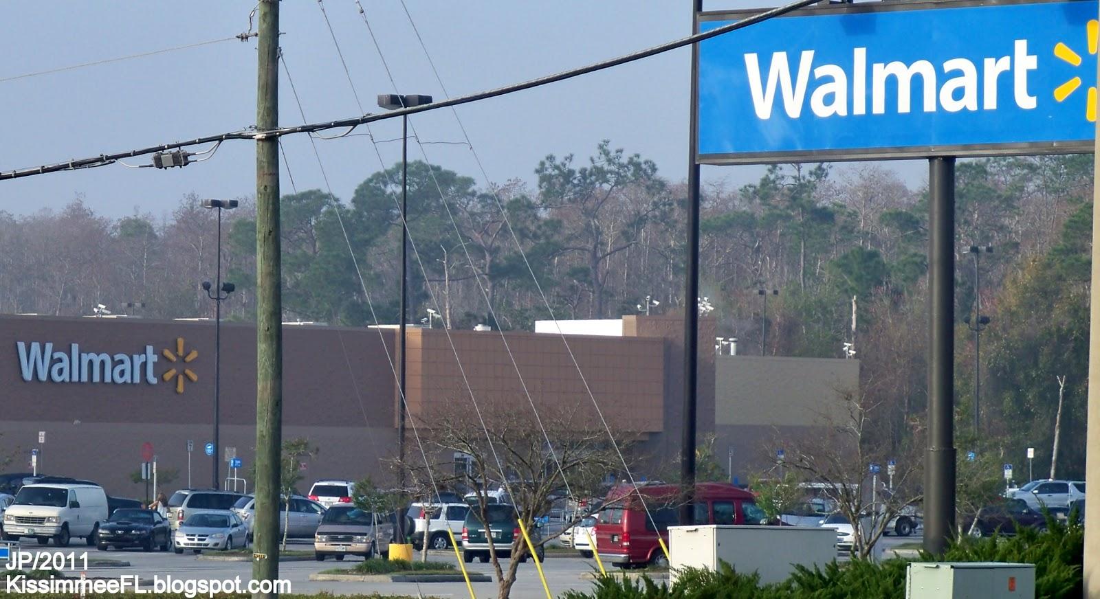 Walmart Kissimmee Fl: New Walmart On 192 Near Disney World