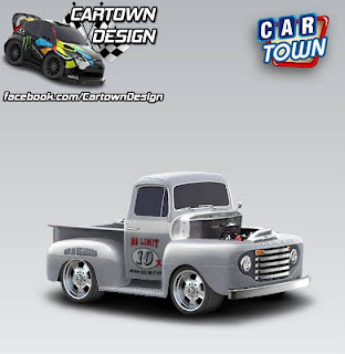 Ford F1 1950 No Limit