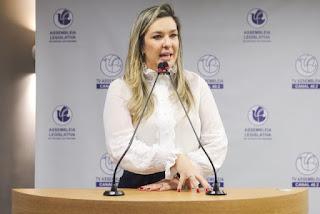 PL de Camila que institui política antidrogas é aprovado na Assembleia Legislativa