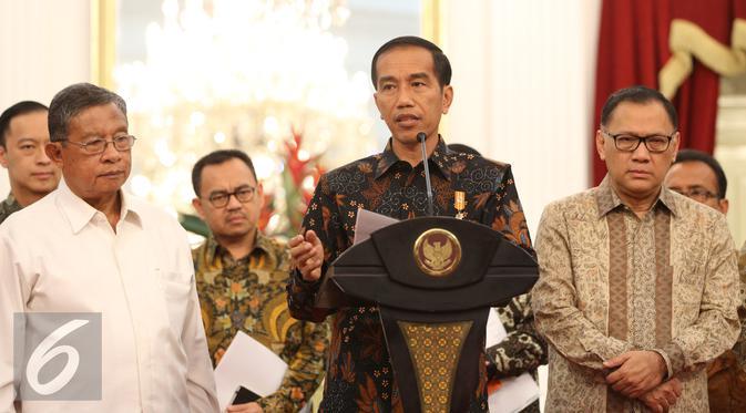 Jokowi akan Terbitkan Perpres Investasi Dana Haji di Infrastruktur