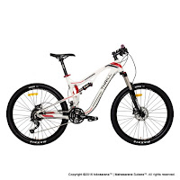 Thrill Ricochet 4.0 Full Suspension