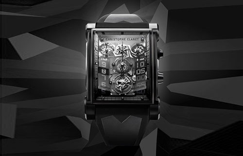 Christophe Claret DualTow Night Eagle – Rp 6,9 Milyar