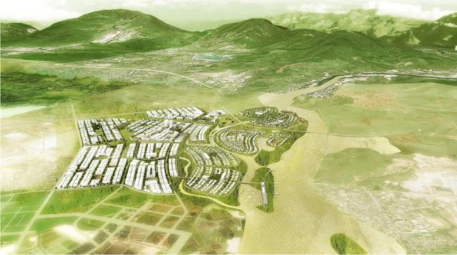 Khu đô thị Golden Hills Liên Chiểu