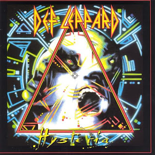 Pour Some Sugar on Me by Def Leppard (1987)