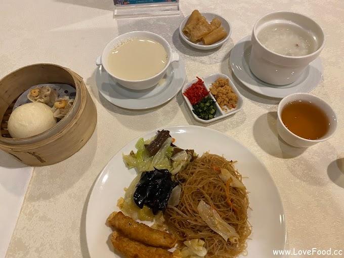 【星夢郵輪-探索夢號】百味軒中餐廳 - 免費餐廳 中式料理-bai wei xuan