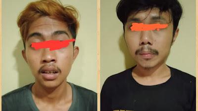 Satres Narkoba Polres Serang Kota Amankan Dua Orang Pelaku Penjual Obat Terlarang