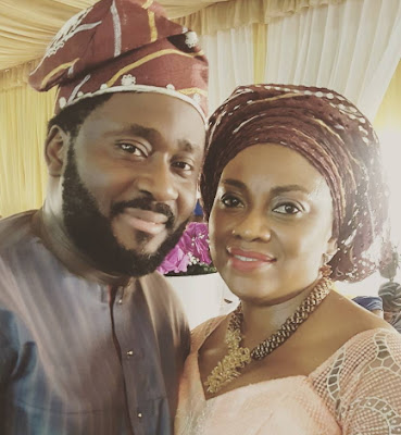 desmond elliott wife from calabar