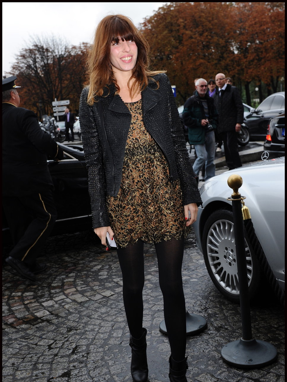 Lou Doillon Street: Dress Me: Style Icon: Lou Doillon