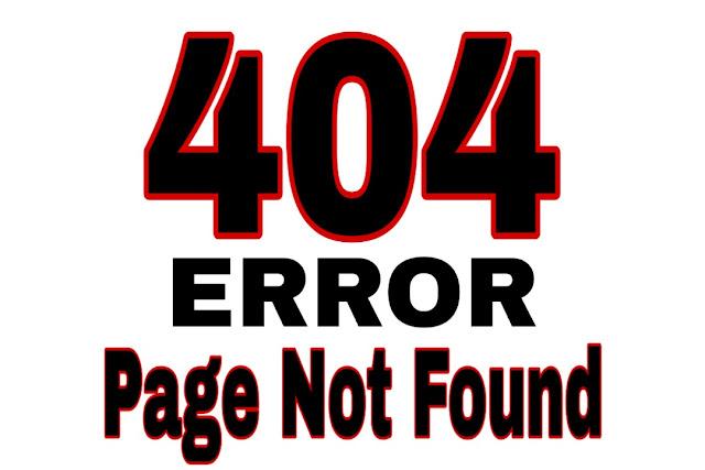 What is Error 404, Error 404 क्या है