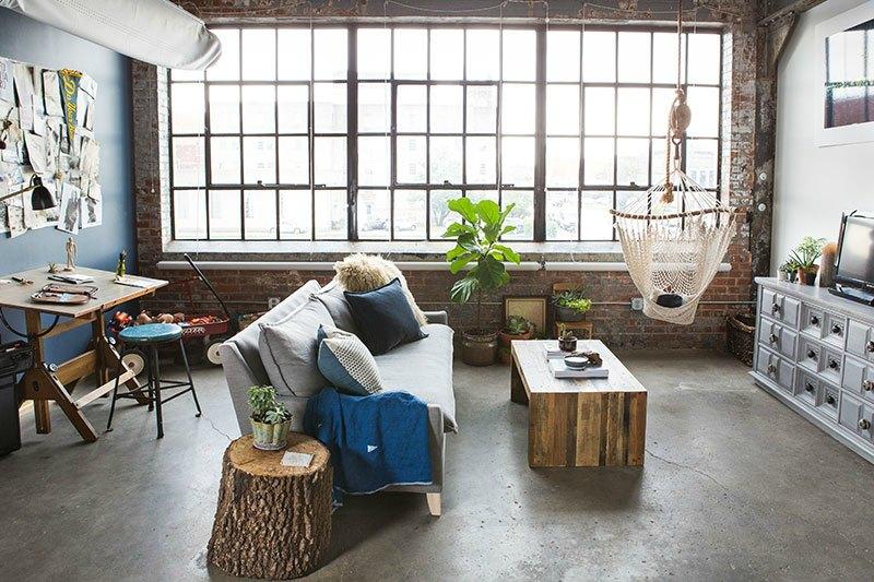 Loft-industrial