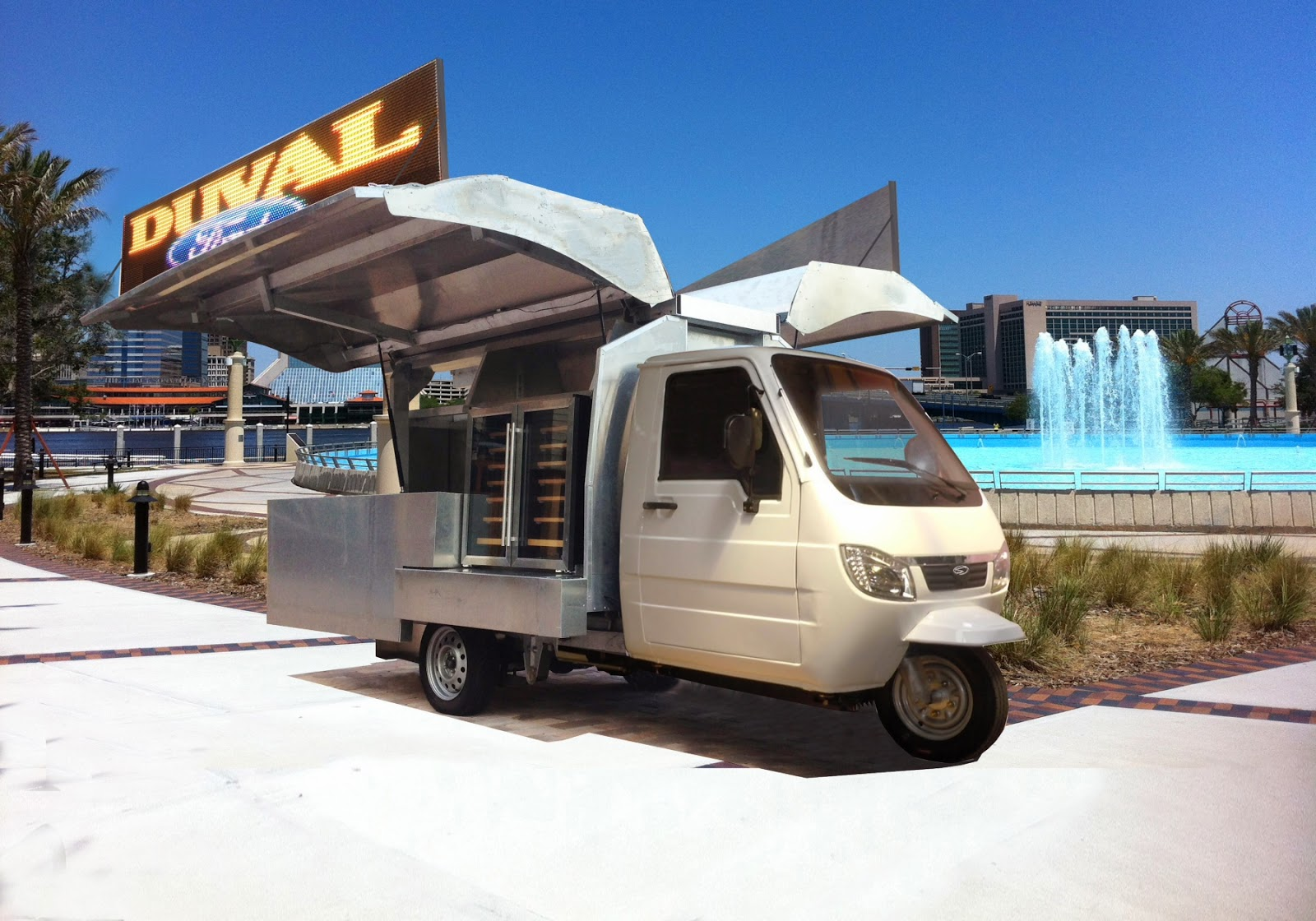 Getting Into Food Truck Business