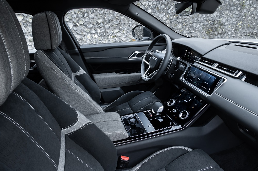 Jaguar Land Rover will use plastic waste in next-generation sustainable luxury interiors
